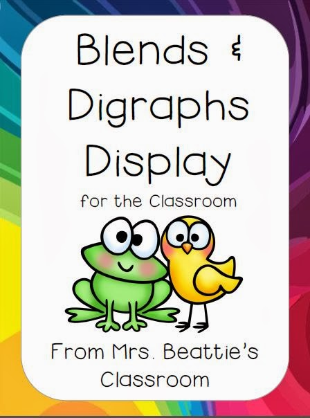 http://www.teacherspayteachers.com/Product/Blends-Digraphs-Wall-Display-961726