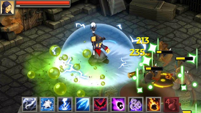 Battleheart Legacy 1.2.5 APK screenshot
