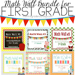 math wall 1st