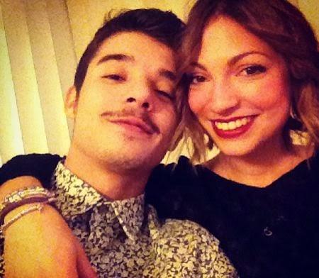 Moreno e Ilaria Melotti
