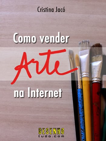 "eBook ""Como vender arte na Internet"""