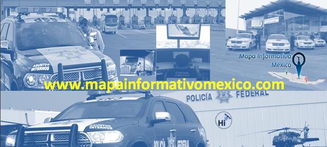 Mapa Delictivo México  2014