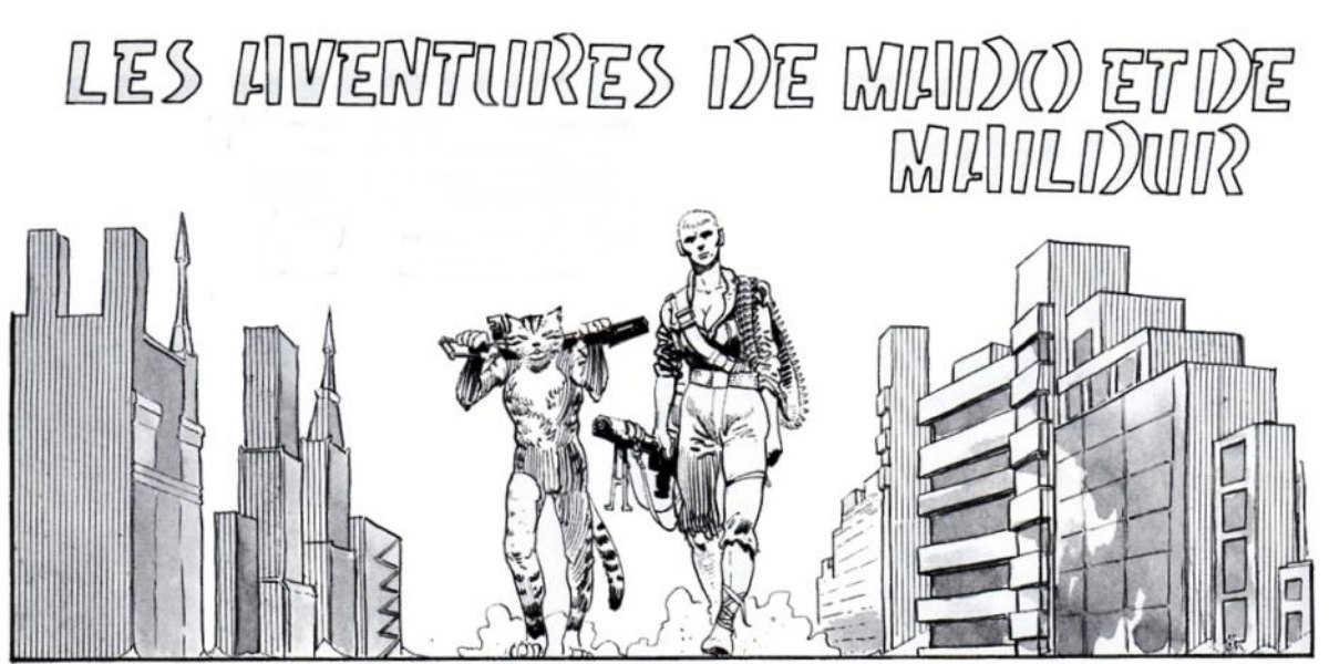 MADO ET MAILDUR 3