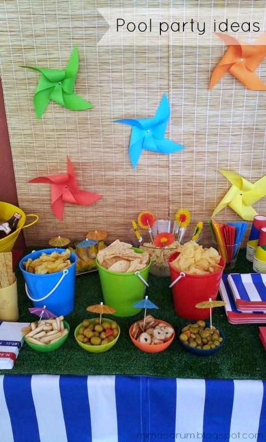 Mimosorum 7 ideas para una fiesta en la piscina pool for Pool en keeshonden show