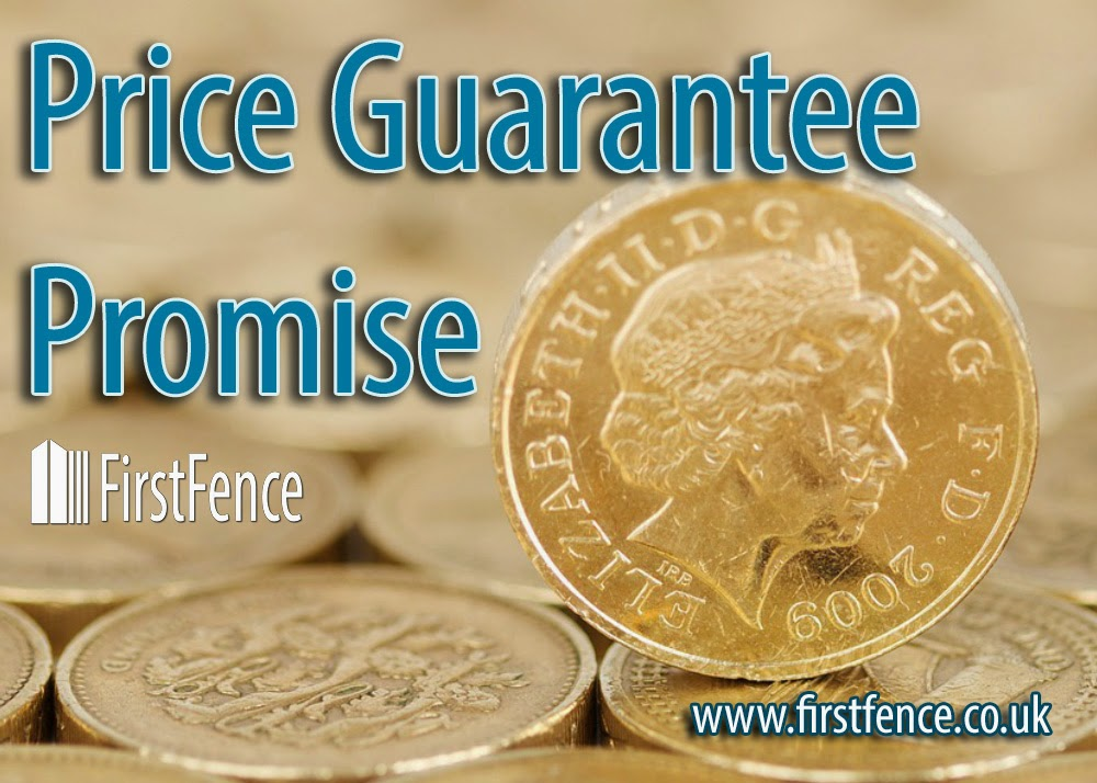 First Fence - Price Guarantee Promise