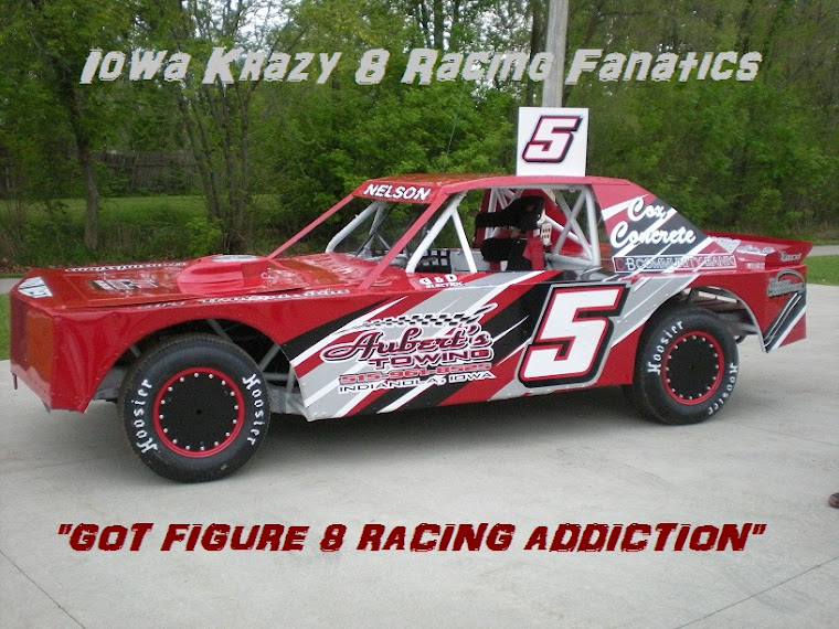 Iowa Krazy 8 Racing Fanatics