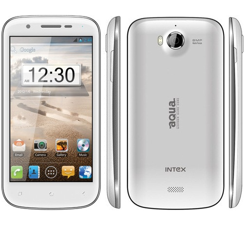 Intex Aqua Wonder Quadcore Price, Features and Specifications