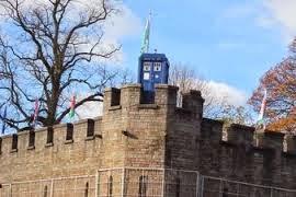 tardis cardiff castle