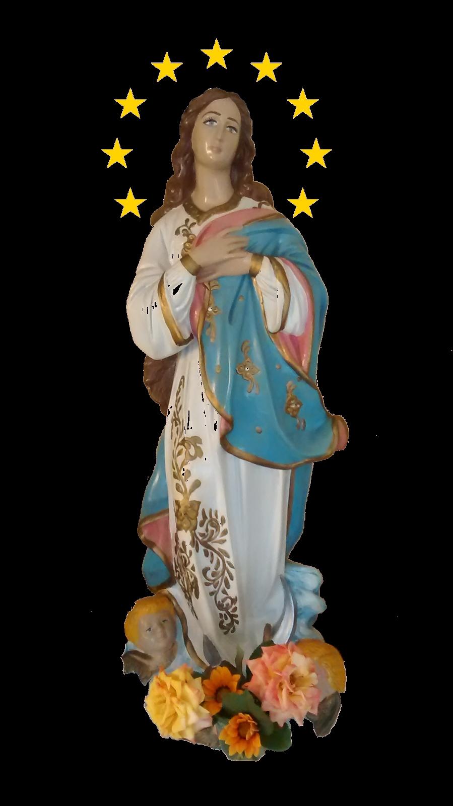 Salve a Imaculada Conceição de Maria!