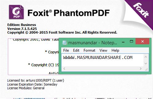 latest foxit phantom pdf version