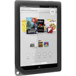 Barnes & Noble BNTV600 - NOOK HD+ Tablet with 32GB Memory - Slate