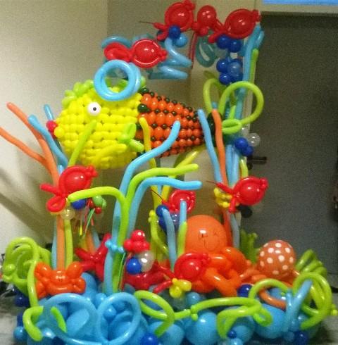 deep sea balloons by P.Kaskani