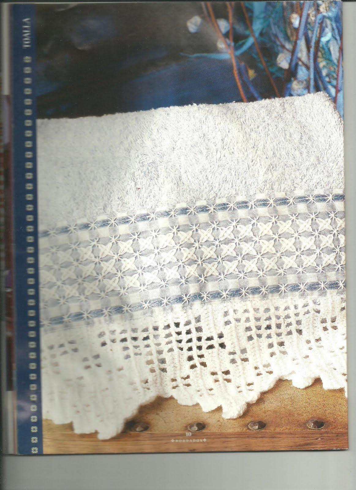 Mila artes manuales bordado punto espa ol - Como hacer ochos de punto ...