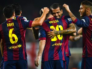 APOEL Nicosie - FC Barcelone : Barcelone écrase Nicosie 0-4