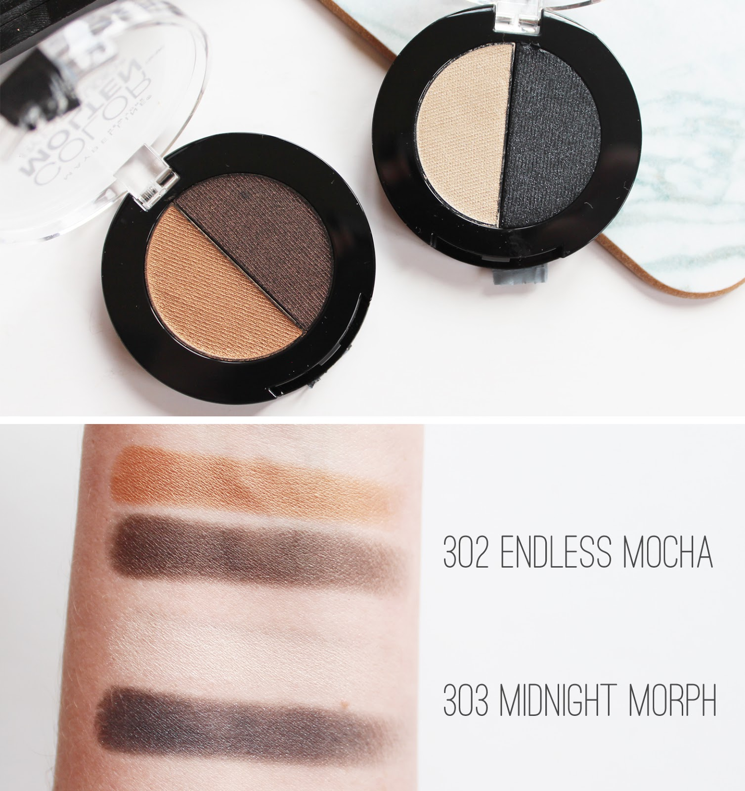 MAYBELLINE | New Releases to NZ - The Nudes Palette + Color Molten Duo Eyeshadows - CassandraMyee