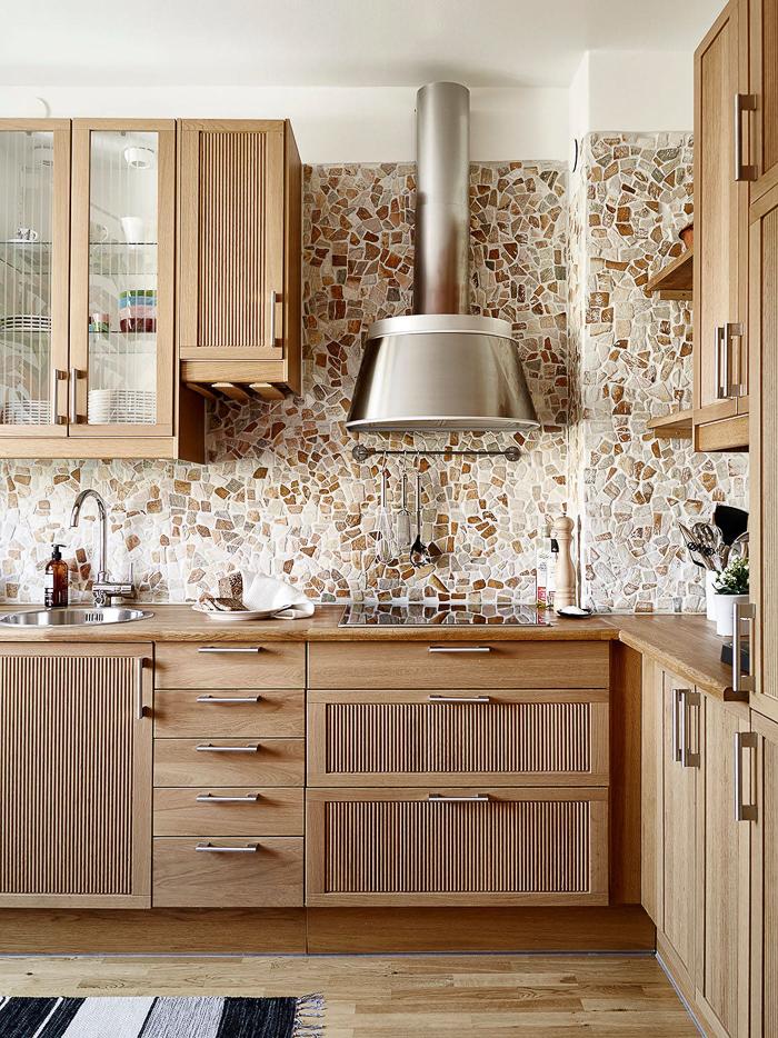 Vistoso Cocina Azulejos De Mosaico Reino Unido Adorno - Ideas para ...