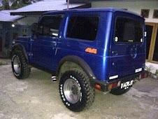 jimny trepes biru 84 Bengkulu
