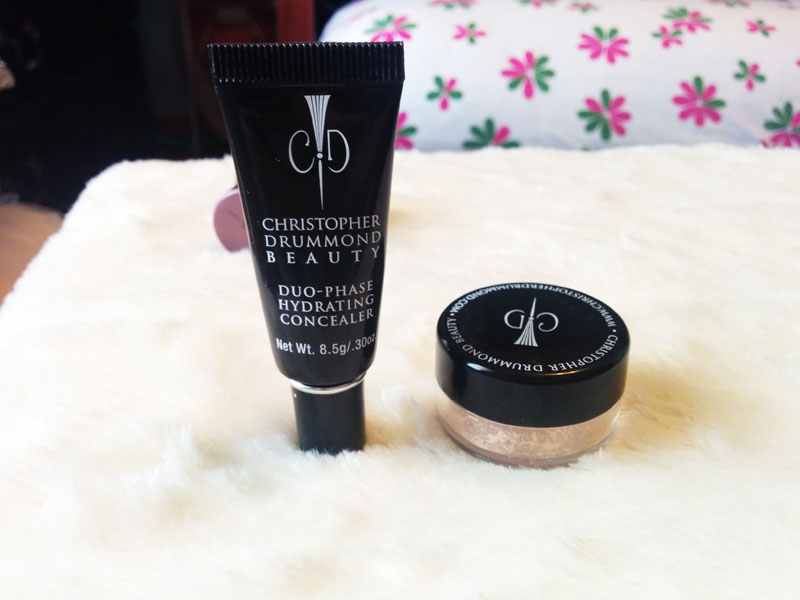 Christopher Drummond Duo Phase Hydrating Concealer
