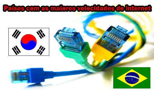 internet mais veloz do mundo