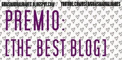 Premios para el blog