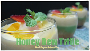 Honey Dew Trifle