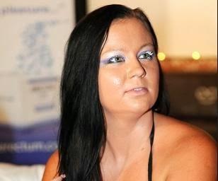 """مصر تمنع بولندية تدعى """"انيا ليوسكا"""" من دخول مصر تجوب العالم لمضاجعة مائة الف رجل من جميع انحاء العالم !!!!! - ania lisewska"""