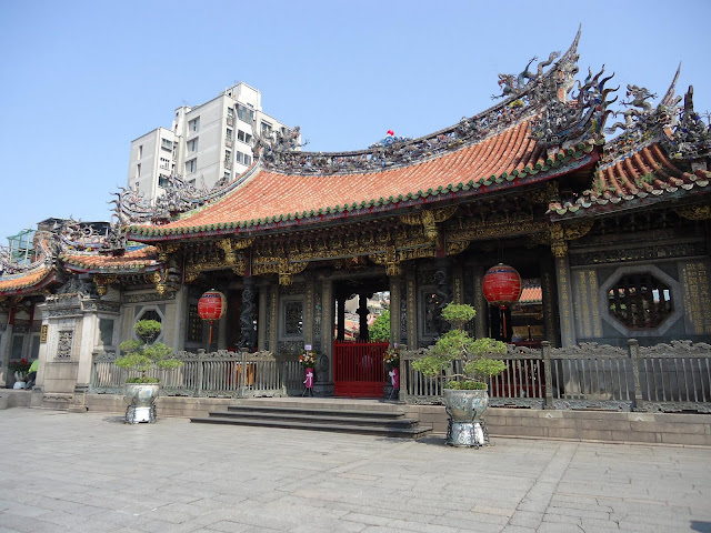 Longshan Temple Taipei City