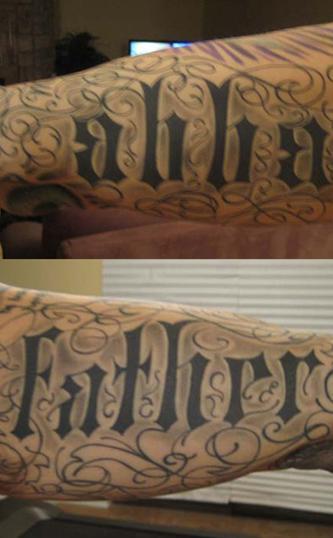 Abba Tattoos ~ Dj Tattoos