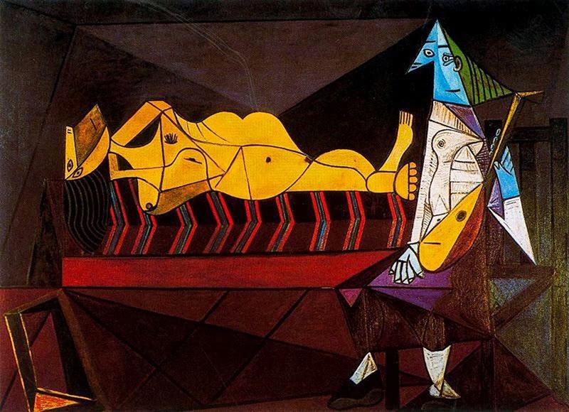 Pablo Picasso - Serenade, 1942