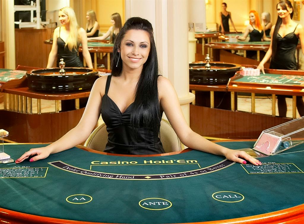 Croupier del Casino