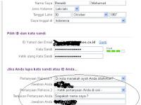 Cara membuat email dengan yahoomail