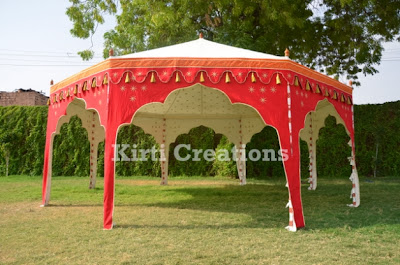 Outdoor Handmade Tent