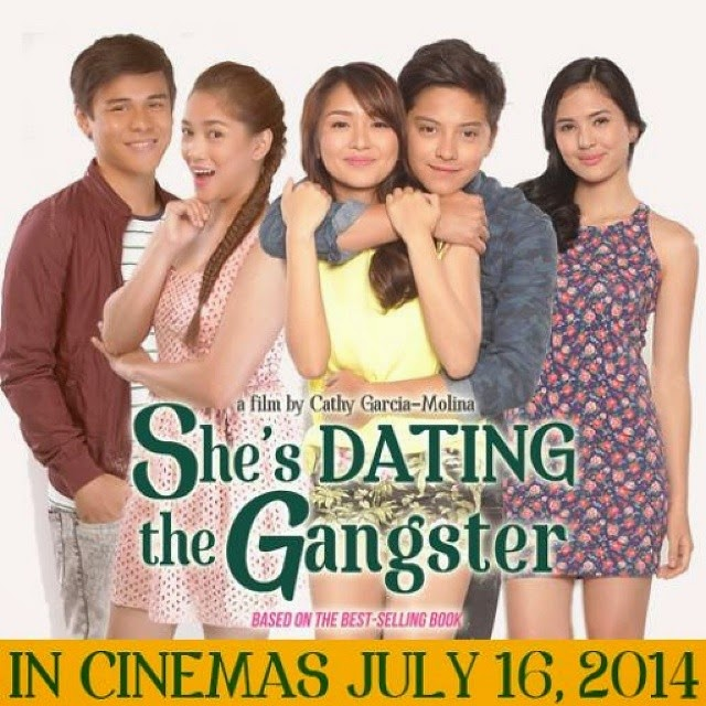 shes dating the gangster movie kathniel She's dating the gangster-kathniel legacy by abs-cbn star cinema she's dating the gangster movie blogcon with daniel padilla at kathryn bernardo part 7.