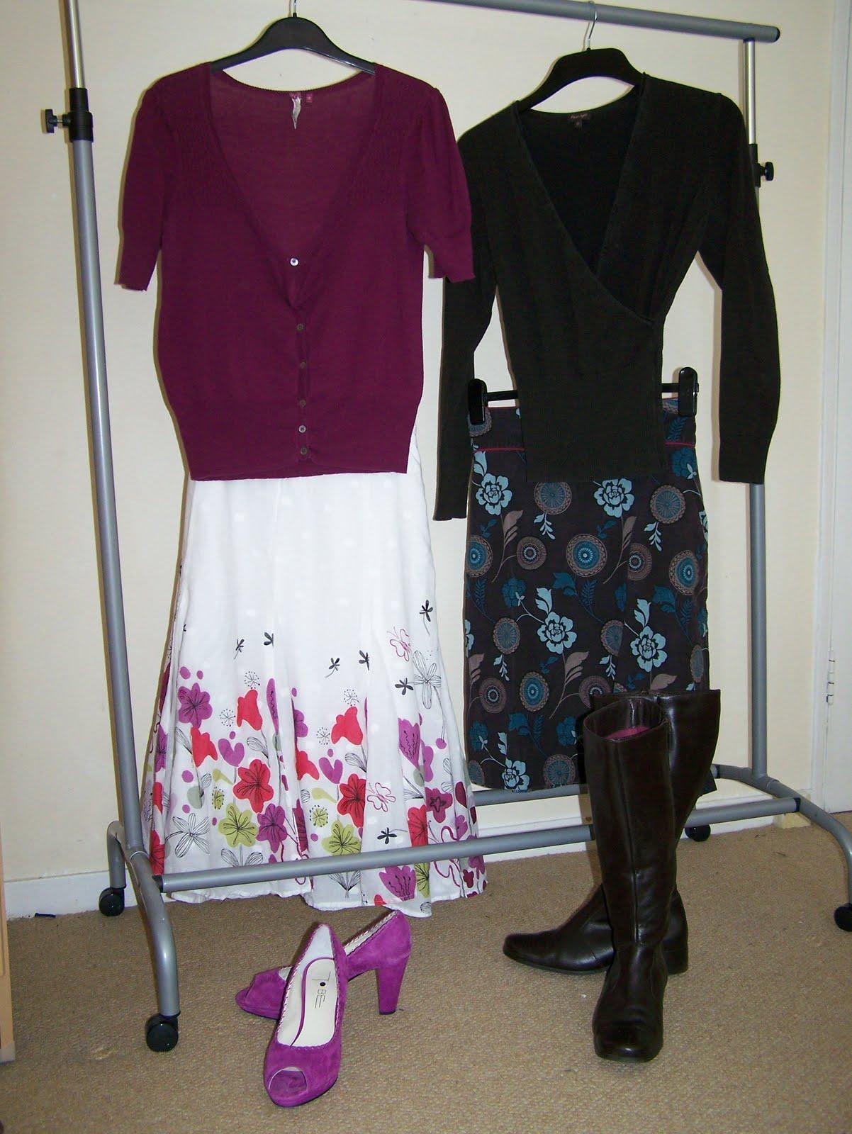 Chic and Minimalist Wardrobe