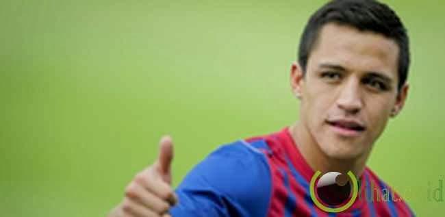 Alexis Sanchez (Barcelona) : 30,10 km /jam