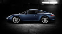 2012 Porsche 911 (991 not 998) External Color Dark Blue Metallic