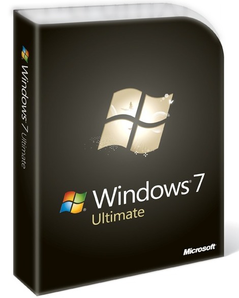 windows 7 ultimate 2014 logo