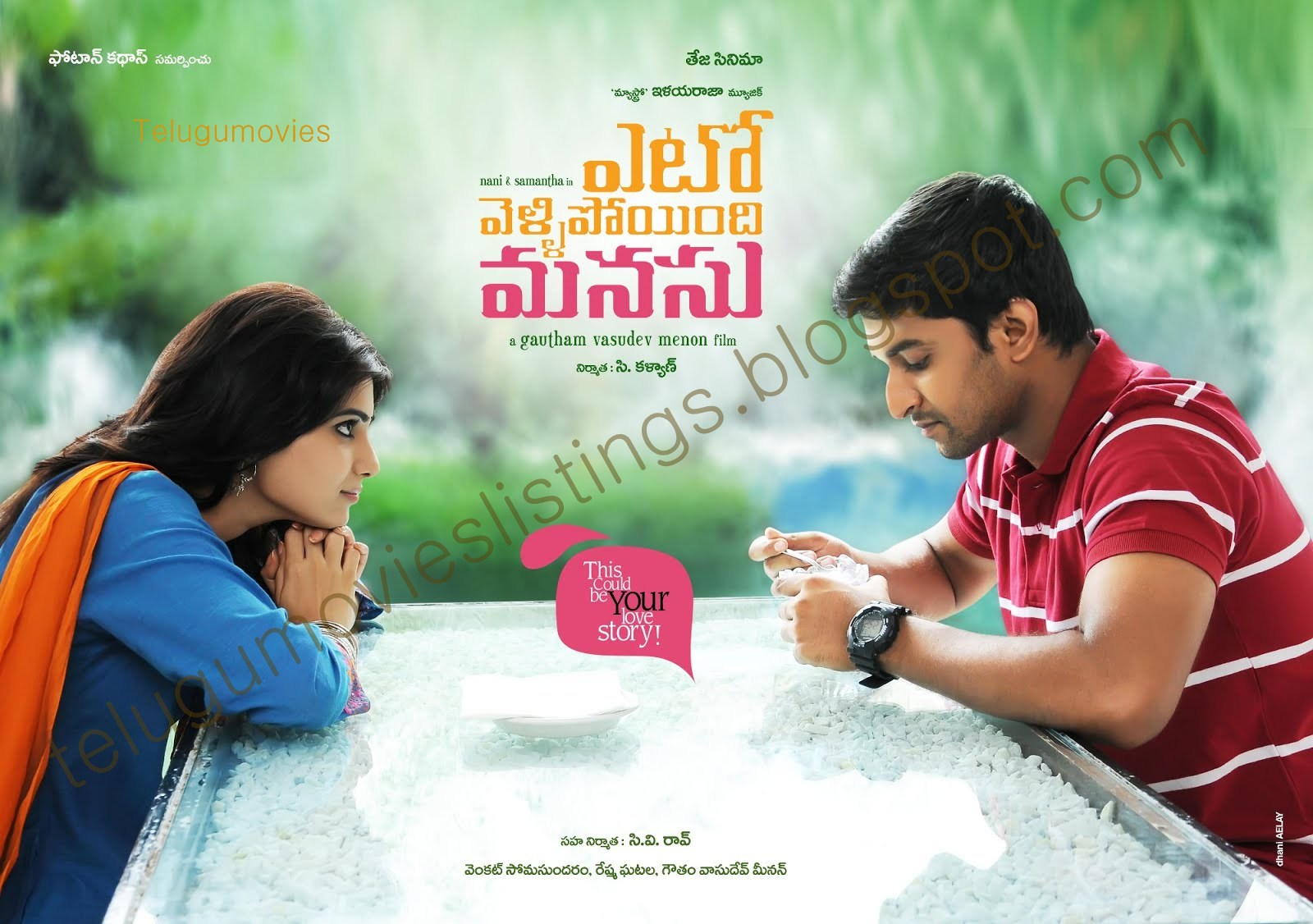 telugu movies schedules: yeto vellipoindi manasu satellite rights