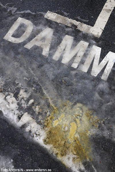 damm, dust