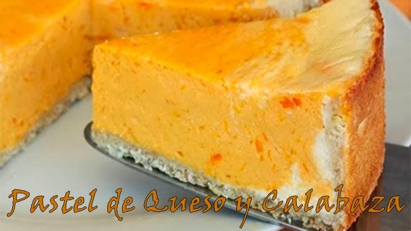 pastel de queso y calabaza dukan