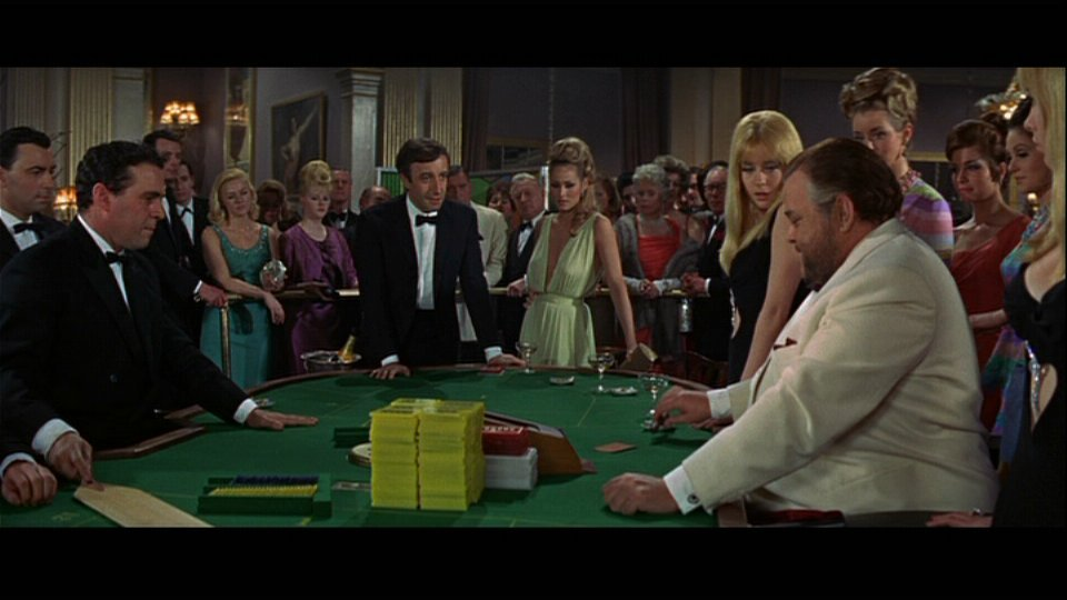 casino royal james bond cast