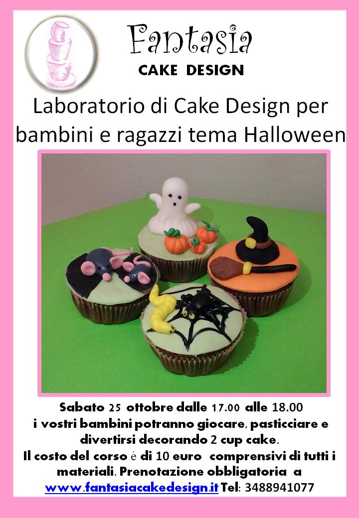 Corsi Di Cake Design Per Bambini Roma : Laboratorio di cake design per bambini e ragazzi tema ...