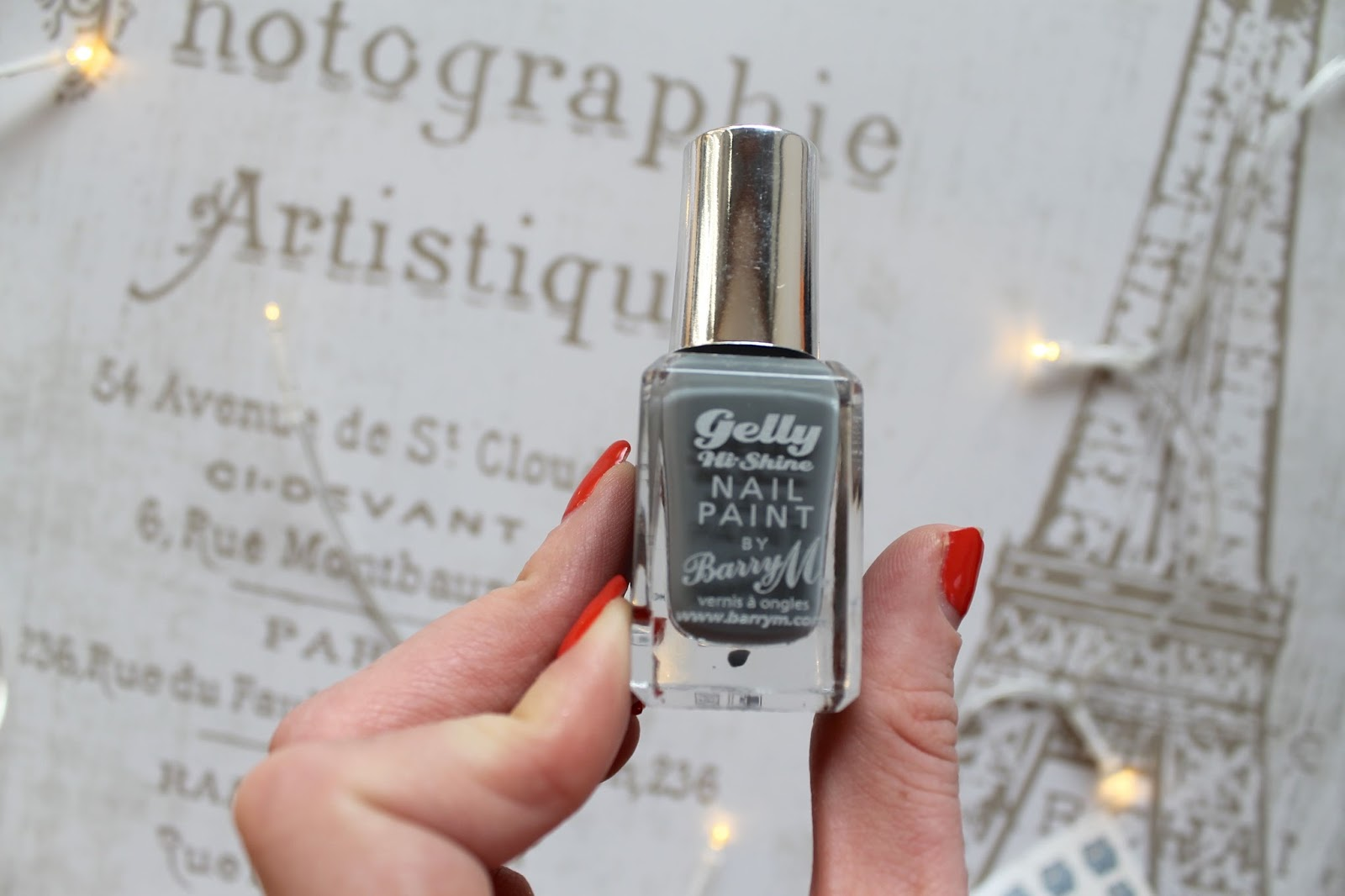 Barry M Nail it for Rhinos