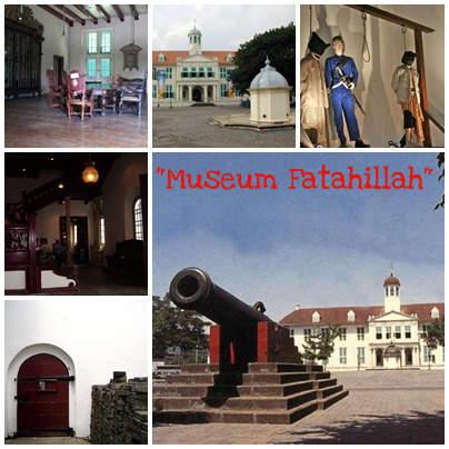 Wisata Sejarah ke Museum Fatahillah Jakarta 3