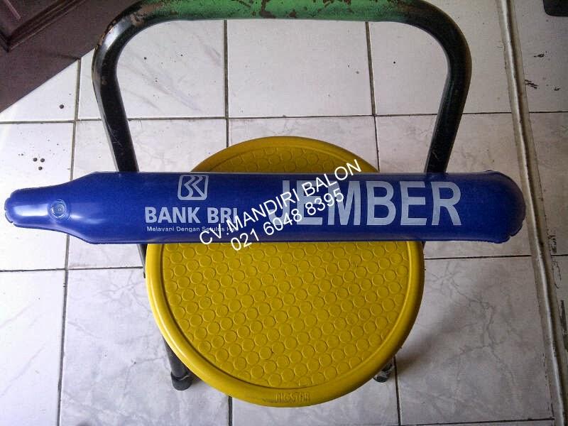 BALON TEPUK BANK BRI JEMBER