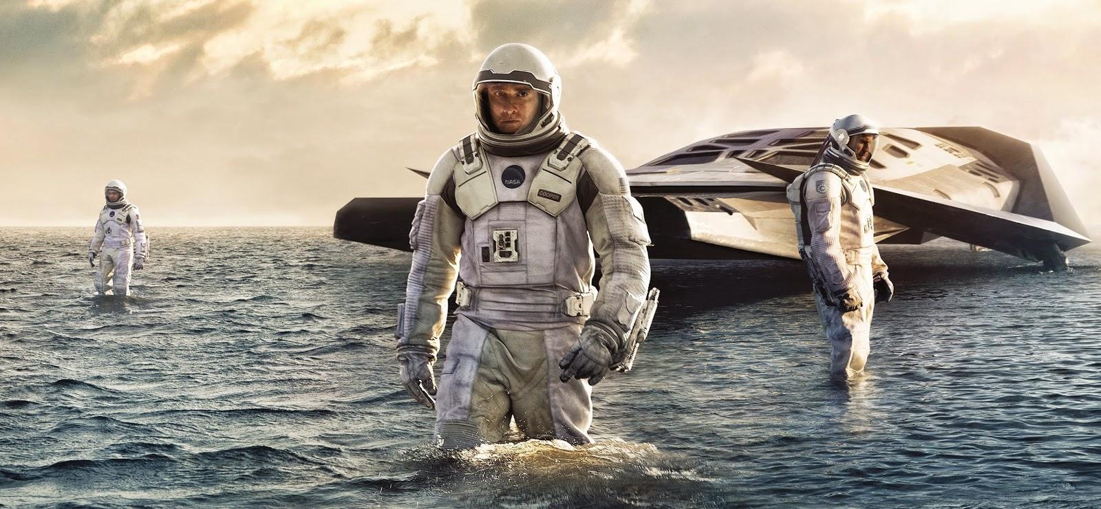 Interestelar | Veja o trailer final da ficção cientifica espacial de Christopher Nolan