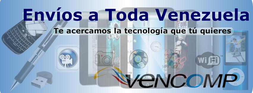 Vencomp - Blog de productos electrónicos Venezuela