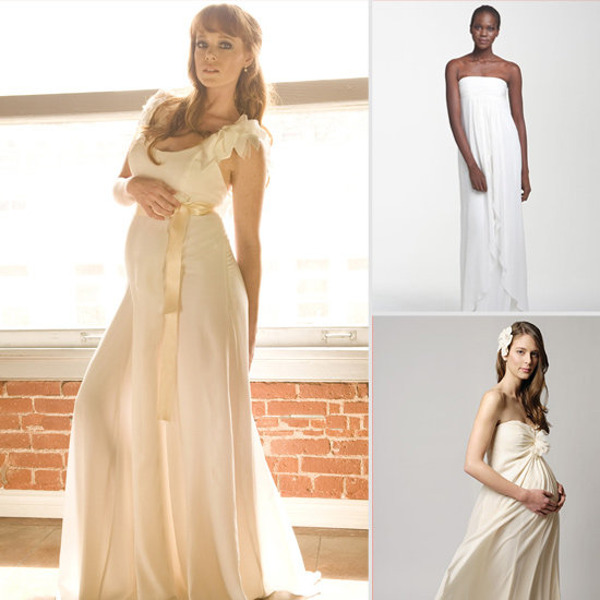 Wedding Dresses For Pregnant Brides: Sweet Wedding Memory: Wedding Dresses For The Pregnant Bride