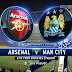 Prediksi Arsenal vs Manchester City 13 Januari 2013