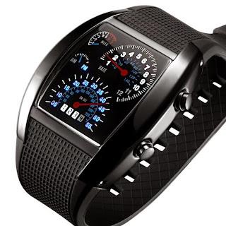 relojes de pulsera LED